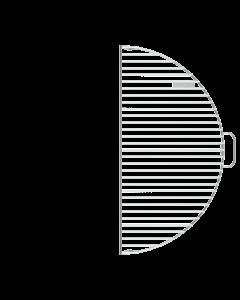 BonFeu BonGrill ½ bol à feu Ø120
