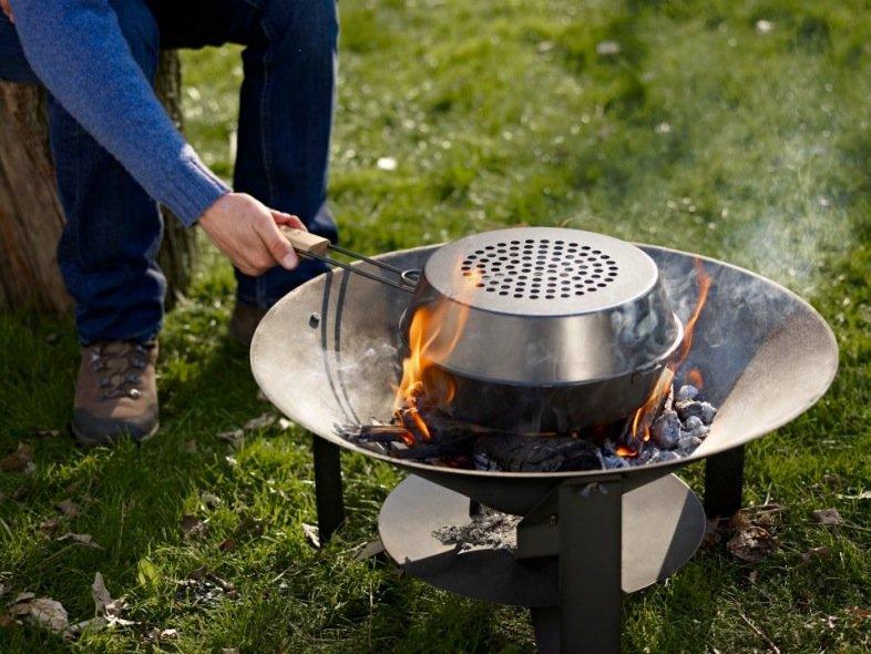 Barbecook popcornpan
